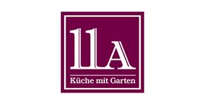 11a Küche mit Garten